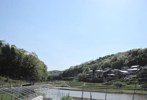 51)エデンの近郊風景