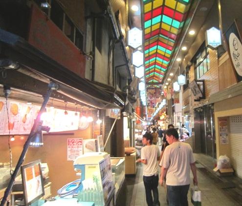 5)夜の錦小路