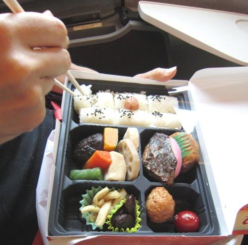 7)キャットニップのお弁当¥800