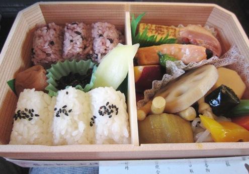 8)P・ケンさんのお弁当¥1000