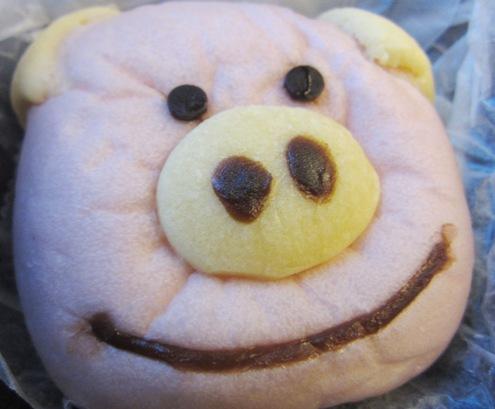 24)ぶたさんパン