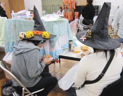 9)ハロウィンなショー2