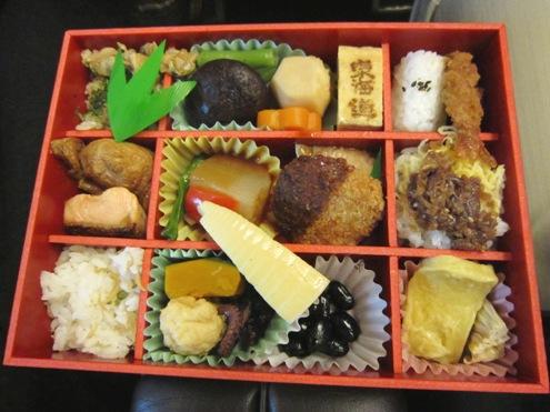 18)帰りのお弁当1
