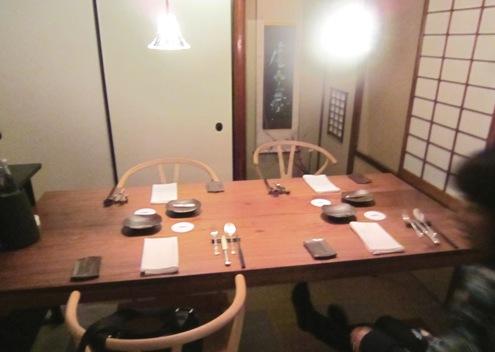 7)晩御飯はじまり~
