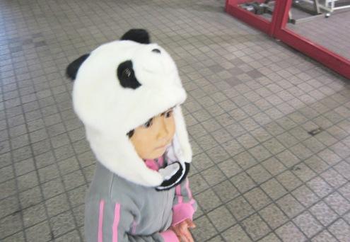 21)パンダちゃん