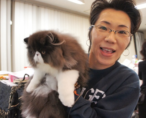 6)ニッシーとワグマちゃん