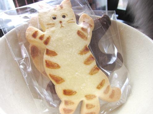 10)うずらちゃんクッキー