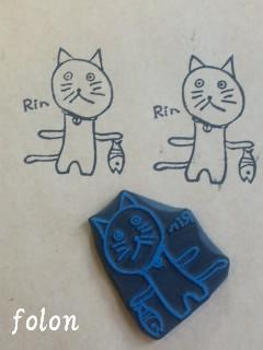 RinRinイラスト猫01