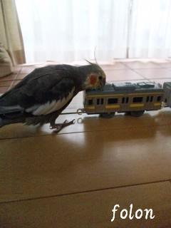 電車で遊ぼデコ