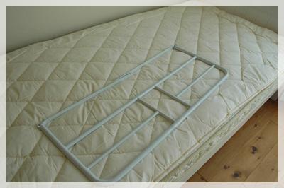 ニトリのベッドガード