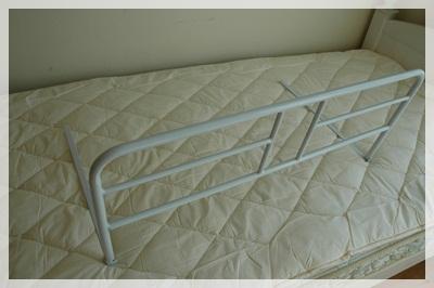 ニトリのベッドガード2
