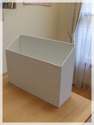 手作り紙袋ボックス2