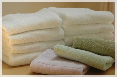 タオルを買いました