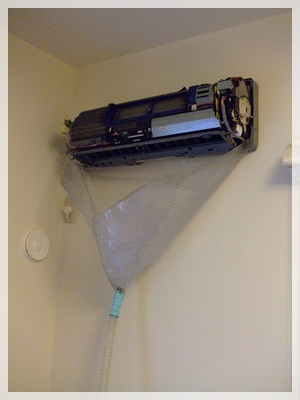 エアコン掃除2