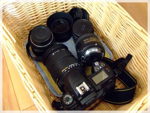 カメラ一式