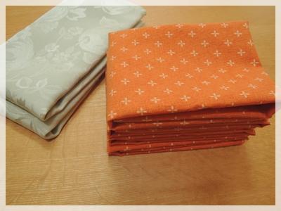 布製ランチョンマット
