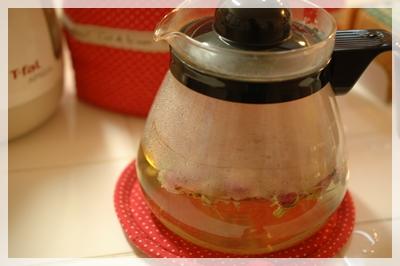 バラのお茶2