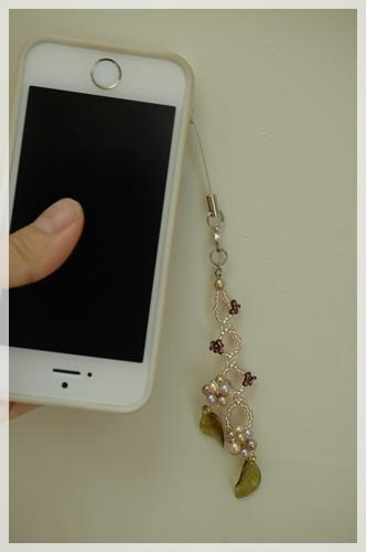 iPhoneストラップ