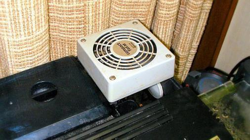 冷却ファン 2012-07-16
