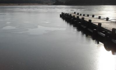 DSC04789氷・桟橋