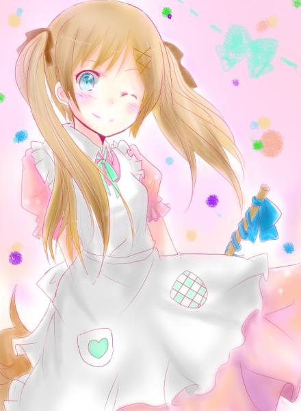 2Pアリス