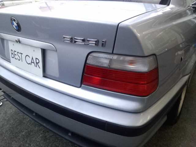 BMW323iレザー