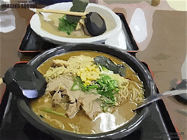 麺亀g(ガッシュ)