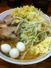 小金井二郎ブた110915