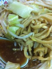め二郎麺111020