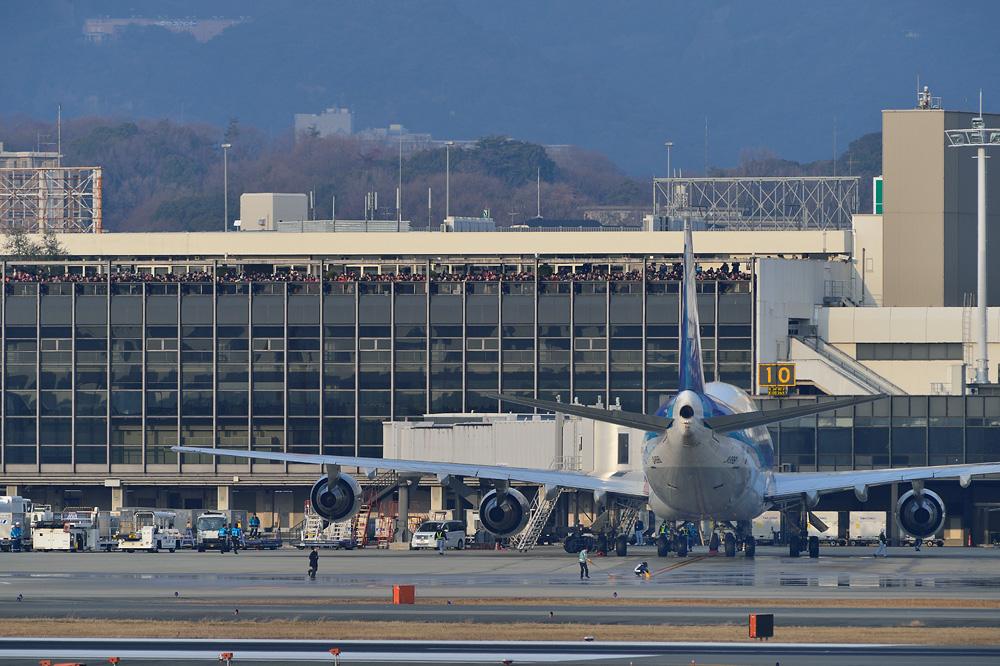 B747が飛来できない空港