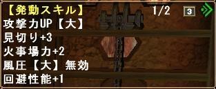 ランス装備4