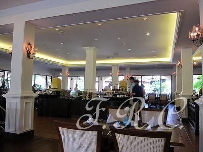 maya restaurant クラビ タイランド