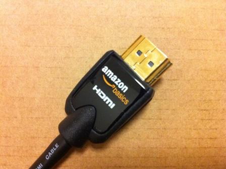 amazonベーシック アマゾンベーシック HDMIケーブル