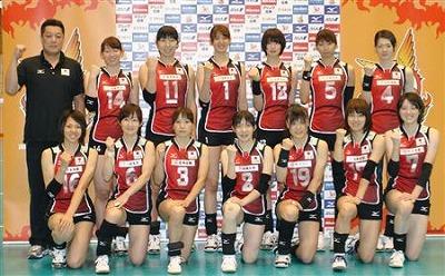 ☆全日本女子☆