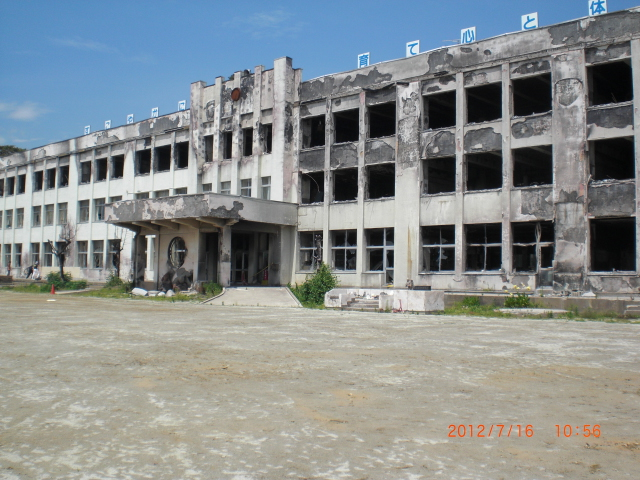 石巻門脇小学校