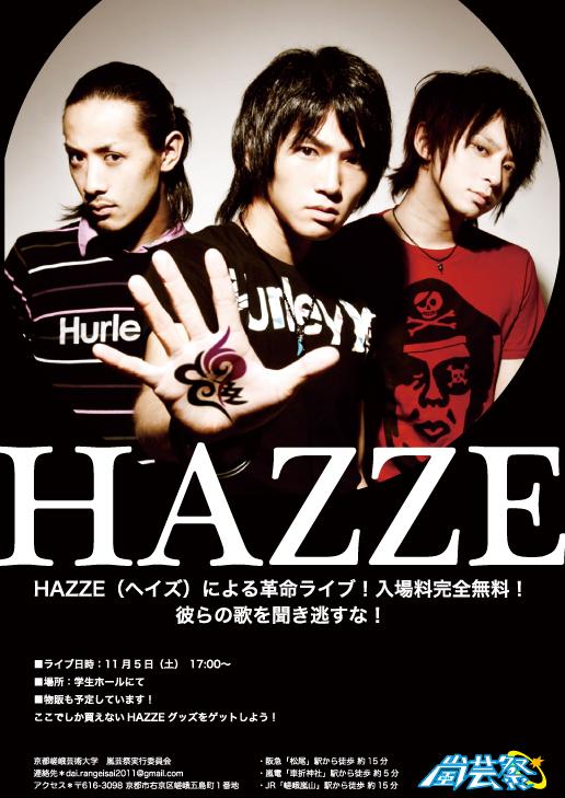 HAZZE