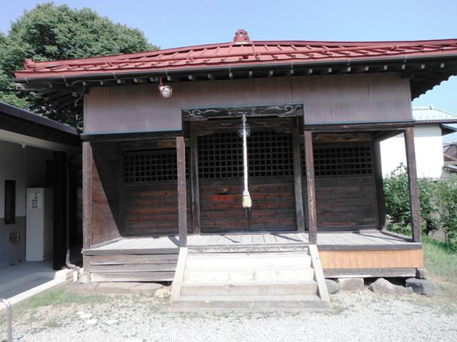 森山城(小諸市) (2)