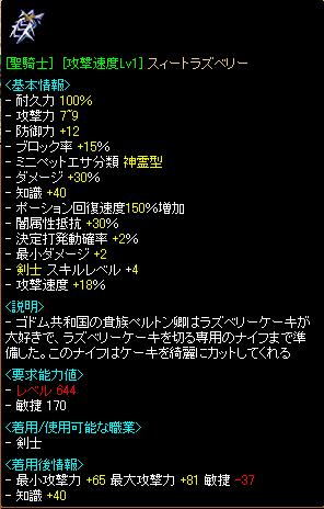 RedStone 10.04異次元スウィートラズベリー