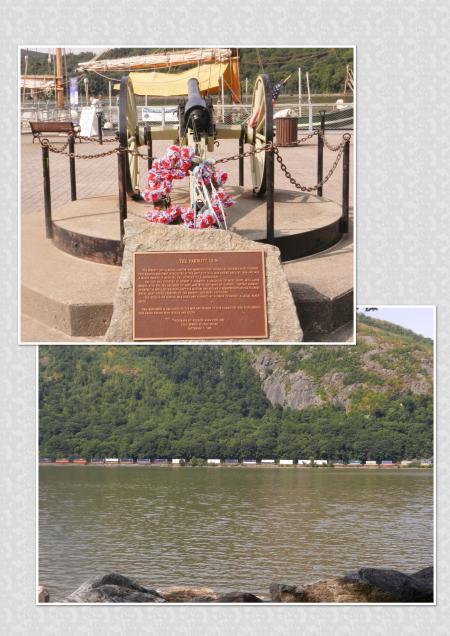 ハドソン川のpark