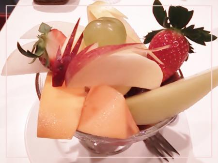 fruit餡蜜