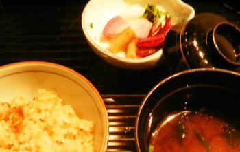 炊きこみご飯