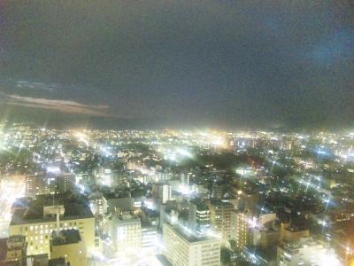 夜景(京都タワー)