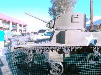 ツーソン 戦車?