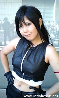 FINAL FANTASY7 ADVENT CHILDREN  Tifa Hikata