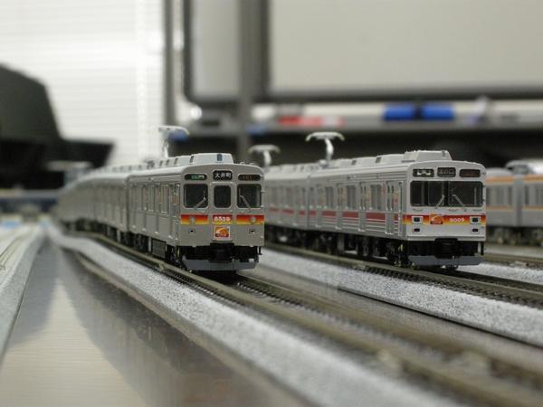 東急8500系8639F