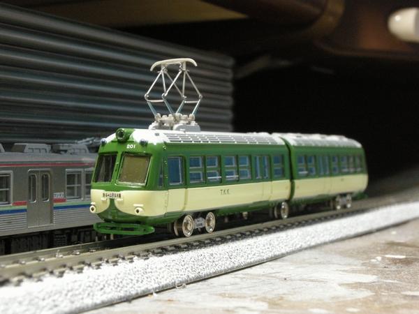 玉電デハ200形