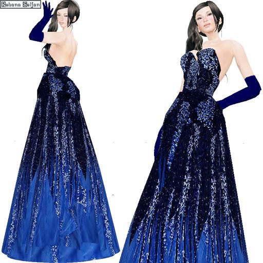 SAS - Bernice Blue (Sinterklaas Gift Sascha's Designs)