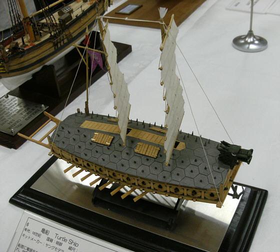 ザ・ロープ木製帆船模型展2012_01
