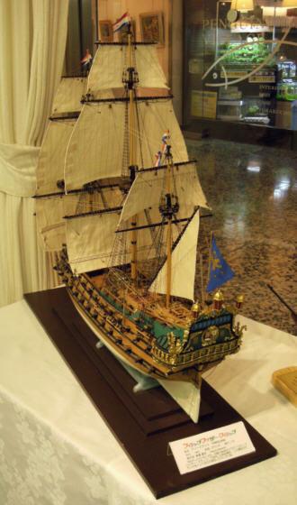 ザ・ロープ木製帆船模型展2012_03