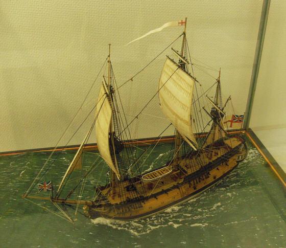 ザ・ロープ木製帆船模型展2012_04
